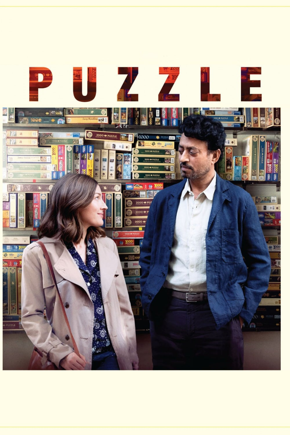 Poster and image movie Film Puzzle - Puzzle 2018