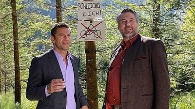 Die Rosenheim-Cops Season 17 :Episode 8  In die Falle gerast