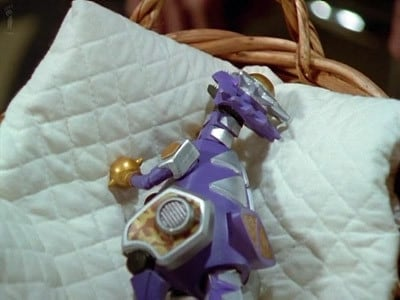 Super Sentai Season 27 :Episode 7  Abare Baby Exploding Dinosaur!