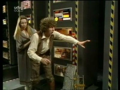 Doctor Who Season 17 :Episode 15  Nightmare of Eden, Part Three