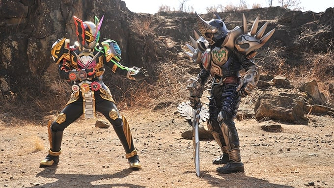 Kamen Rider Season 29 : Episode 30