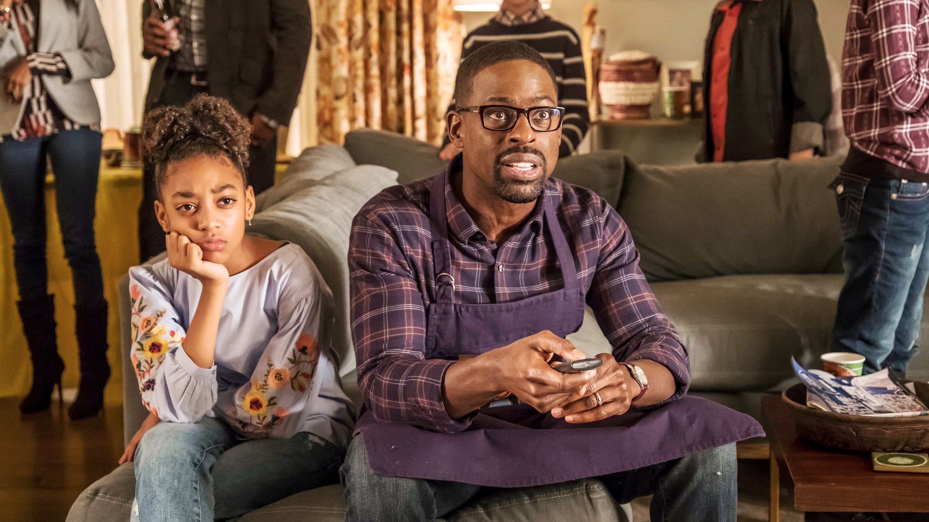 This Is Us Season 2 :Episode 14  Super Bowl Sunday