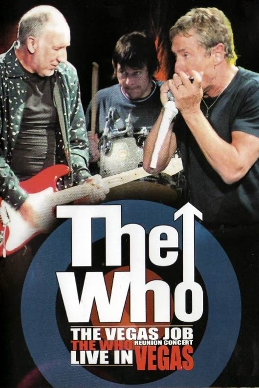 The Who: The Vegas Job on FREECABLE TV