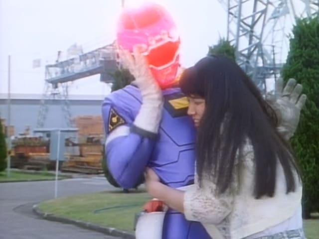 Super Sentai Season 20 :Episode 23  Overheating for a Princess!