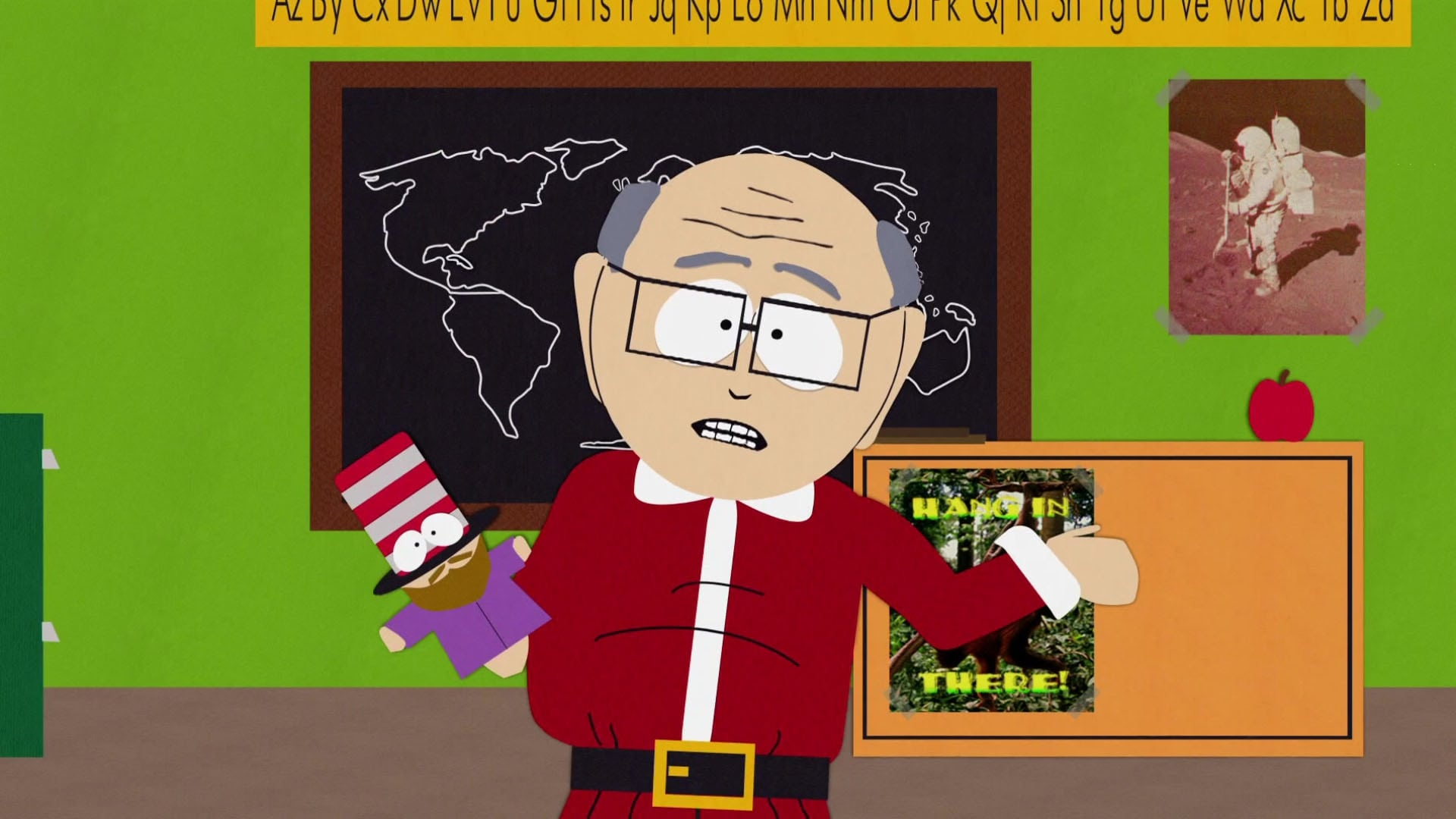 South Park Season 3 :Episode 15  Mr. Hankey's Christmas Classics