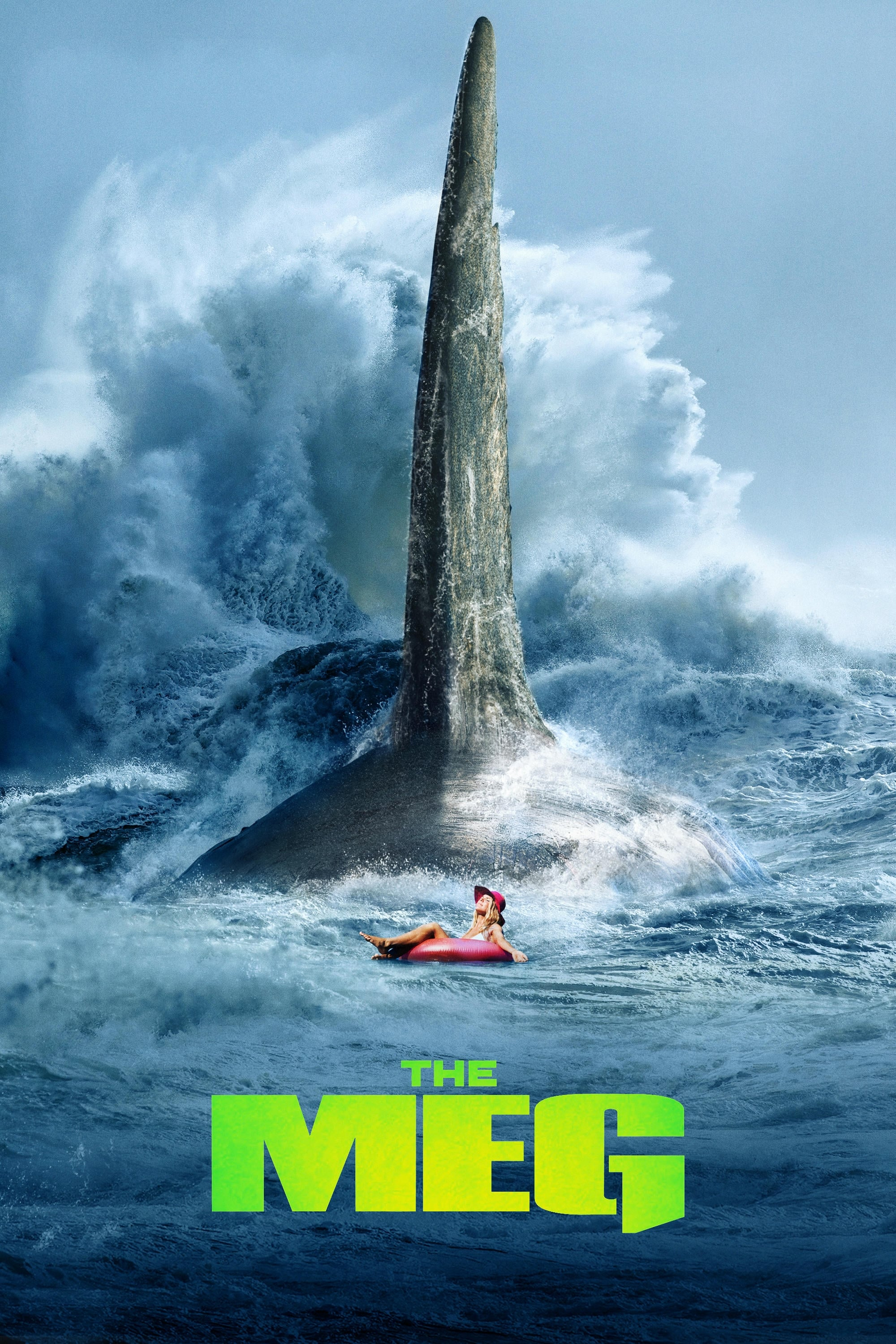 Poster and image movie Film MEG: Confruntare in adancuri - The Meg - The Meg 2018