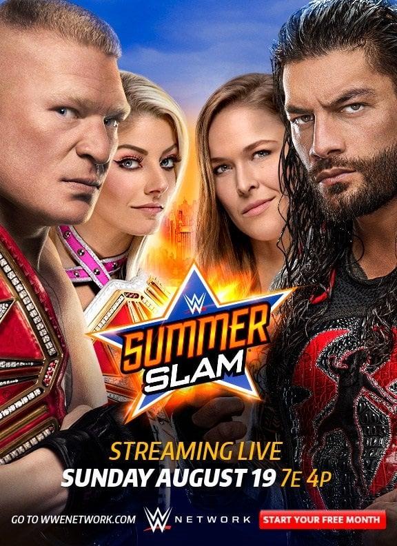 WWE SummerSlam 2018 (2018)