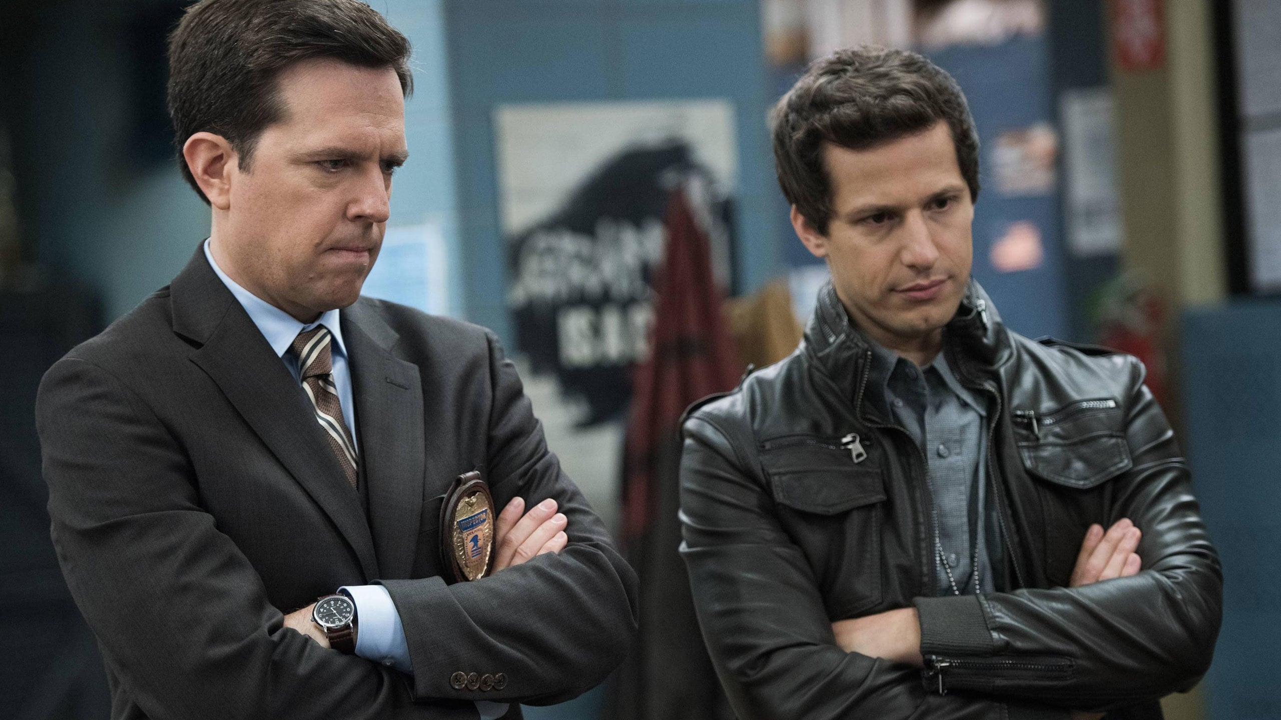 Brooklyn Nine-Nine Season 2 :Episode 8  USPIS