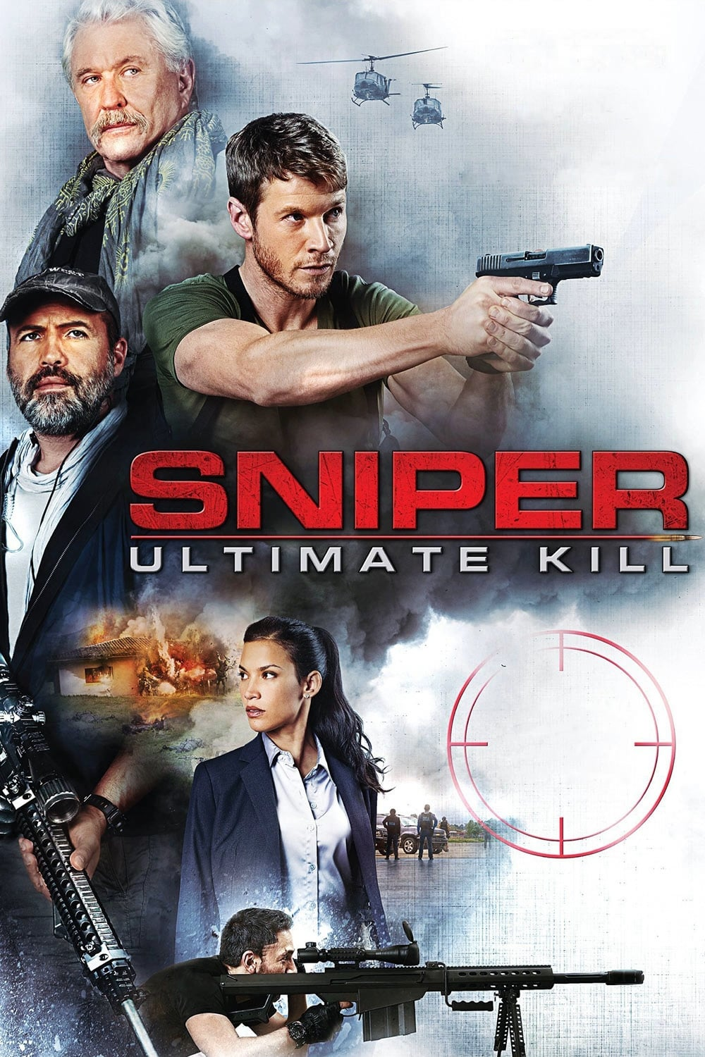 Sniper: Ultimate Kill [2017][Mega][Subtitulado][1 Link][HDRIP]