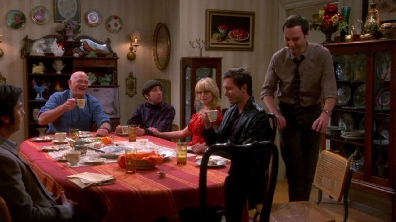 The Big Bang Theory Season 7 :Episode 9  The Thanksgiving Decoupling