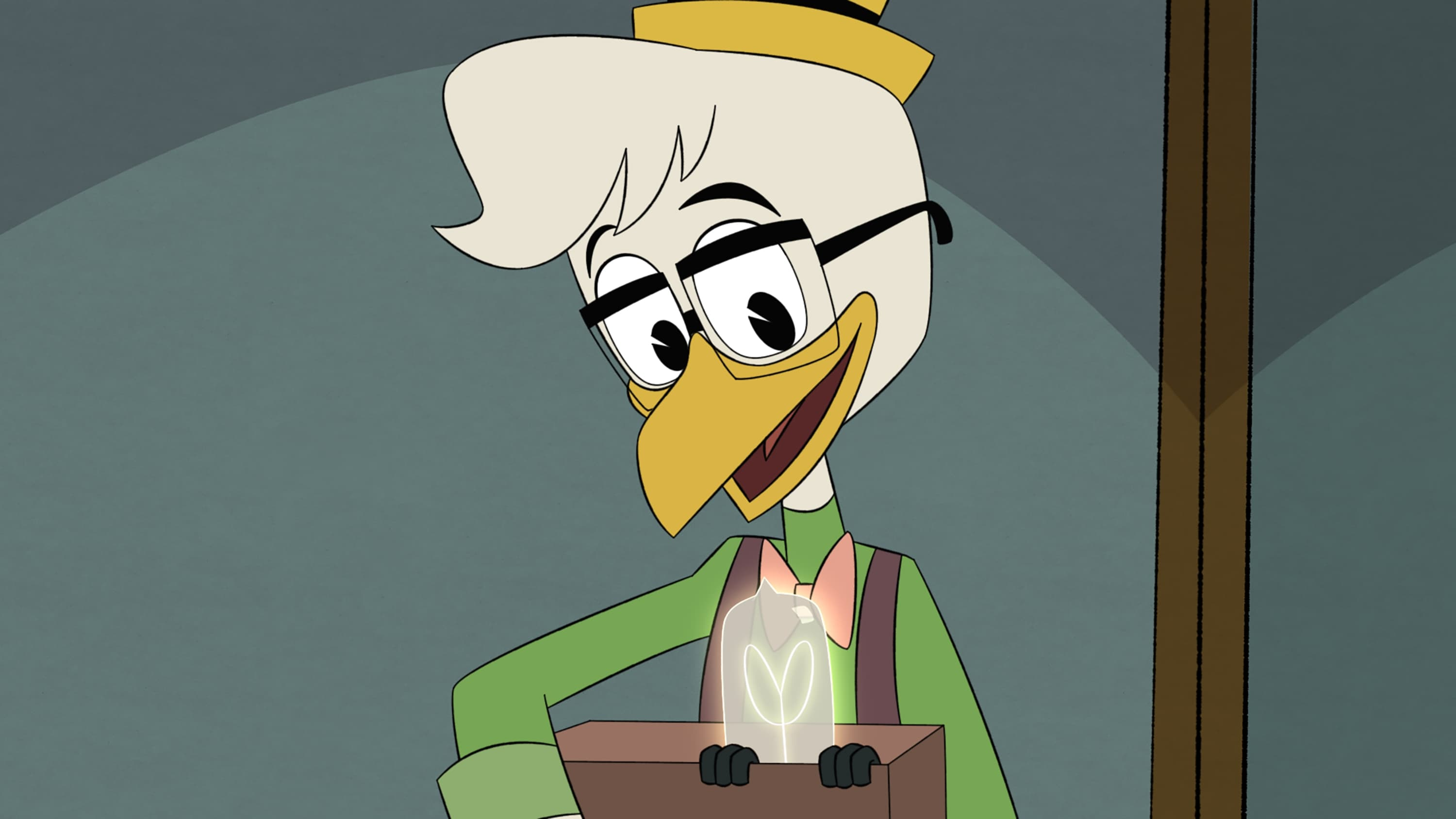 DuckTales Season 1 :Episode 3  The Great Dime Chase!