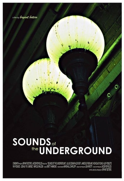 Ver The Sounds of the Underground Online HD Español (2007)