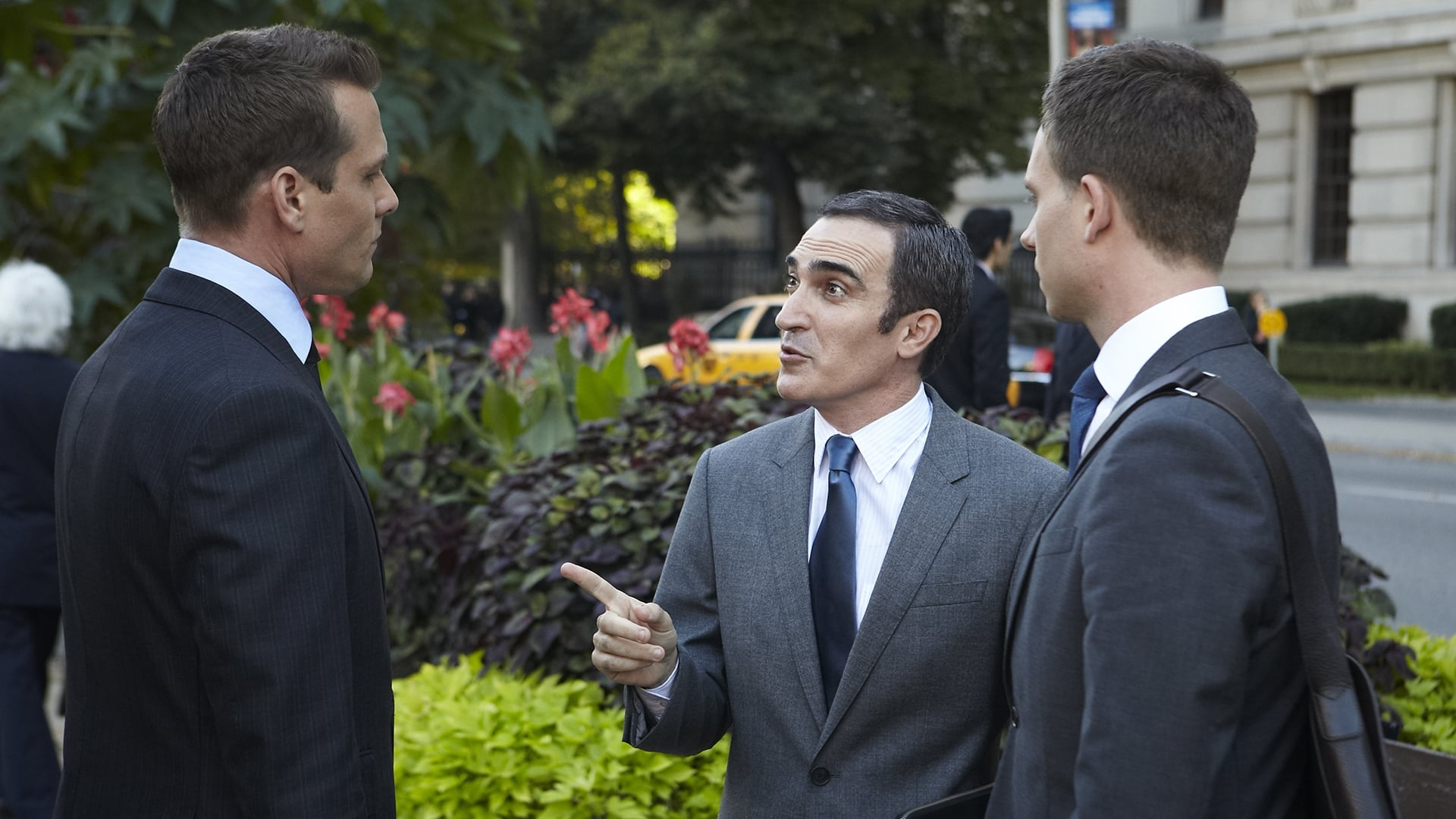 Suits Season 3 :Episode 13  Moot Point