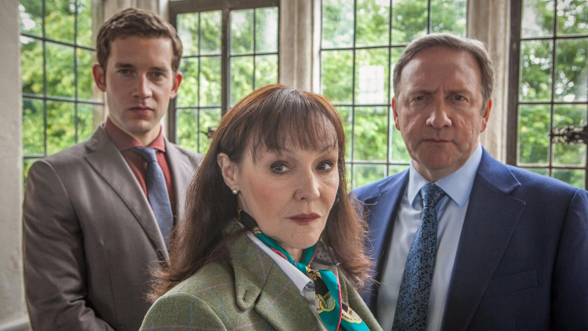 Midsomer Murders Season 19 :Episode 2  Crime and Punishment