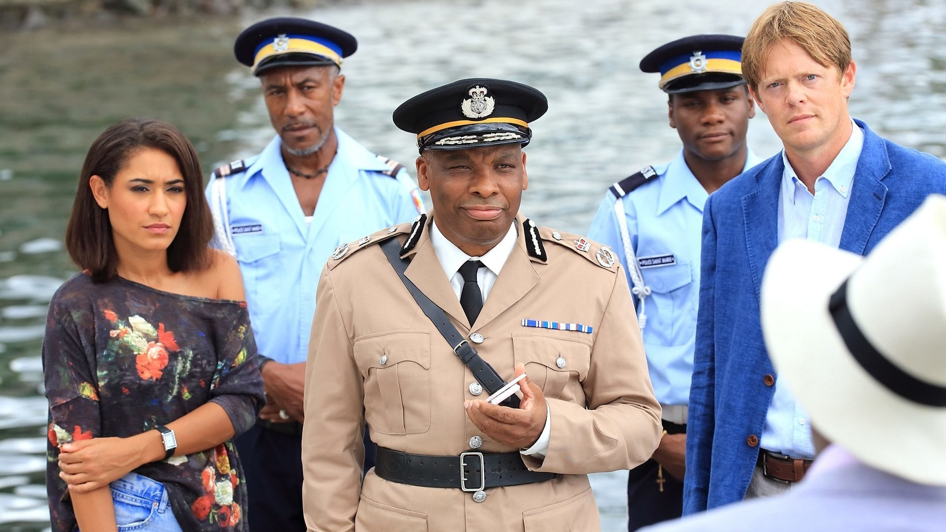 Death in Paradise - Season 4 Episode 6 : The Perfect Murder