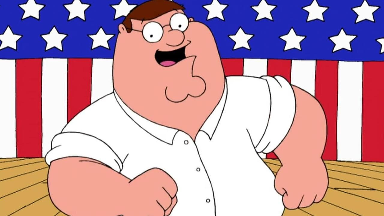 Family Guy Season 2 :Episode 7  The King Is Dead