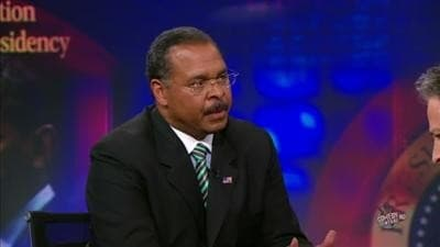 The Daily Show with Trevor Noah Season 15 :Episode 59 Ken Blackwell