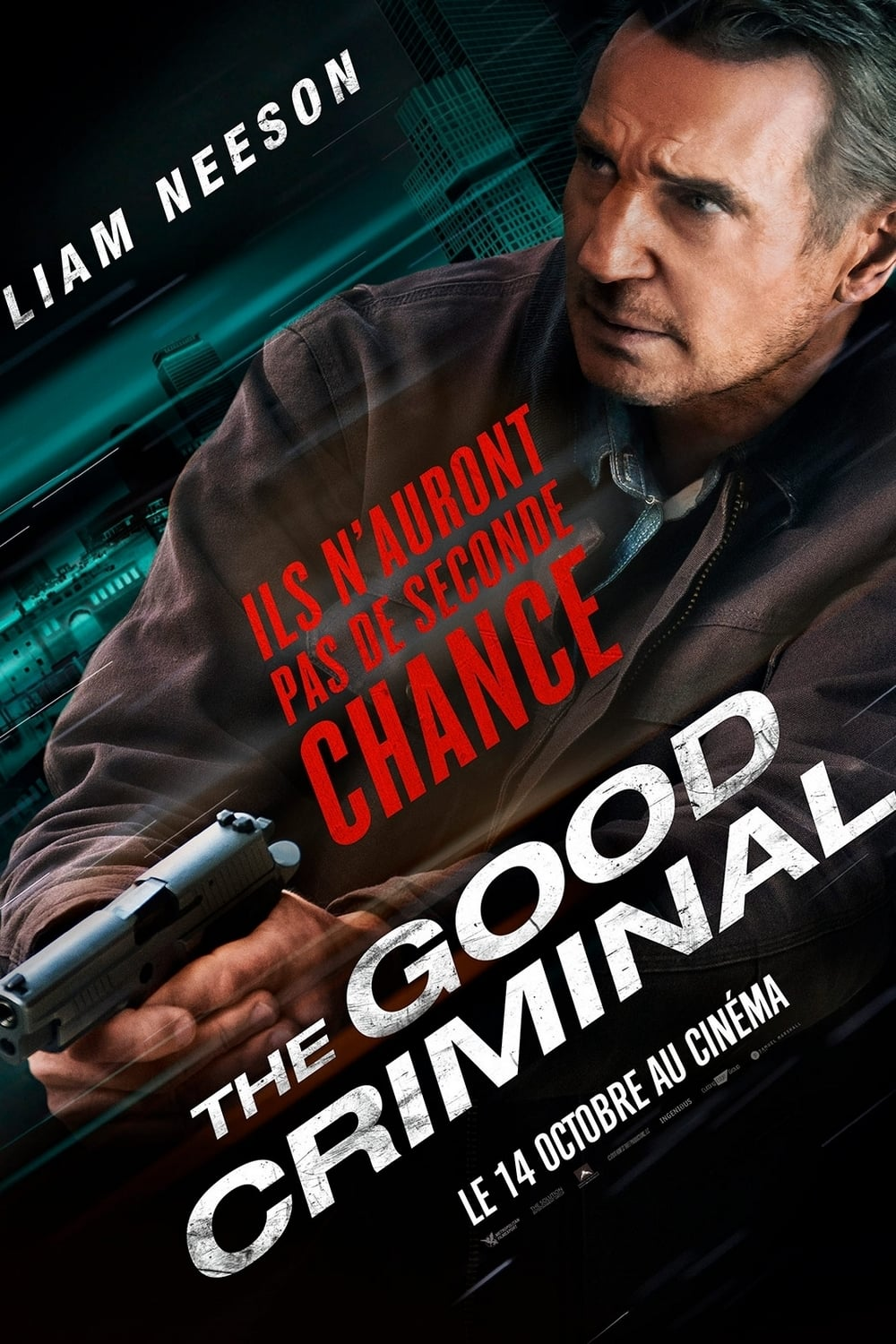The Good Criminal streaming sur zone telechargement