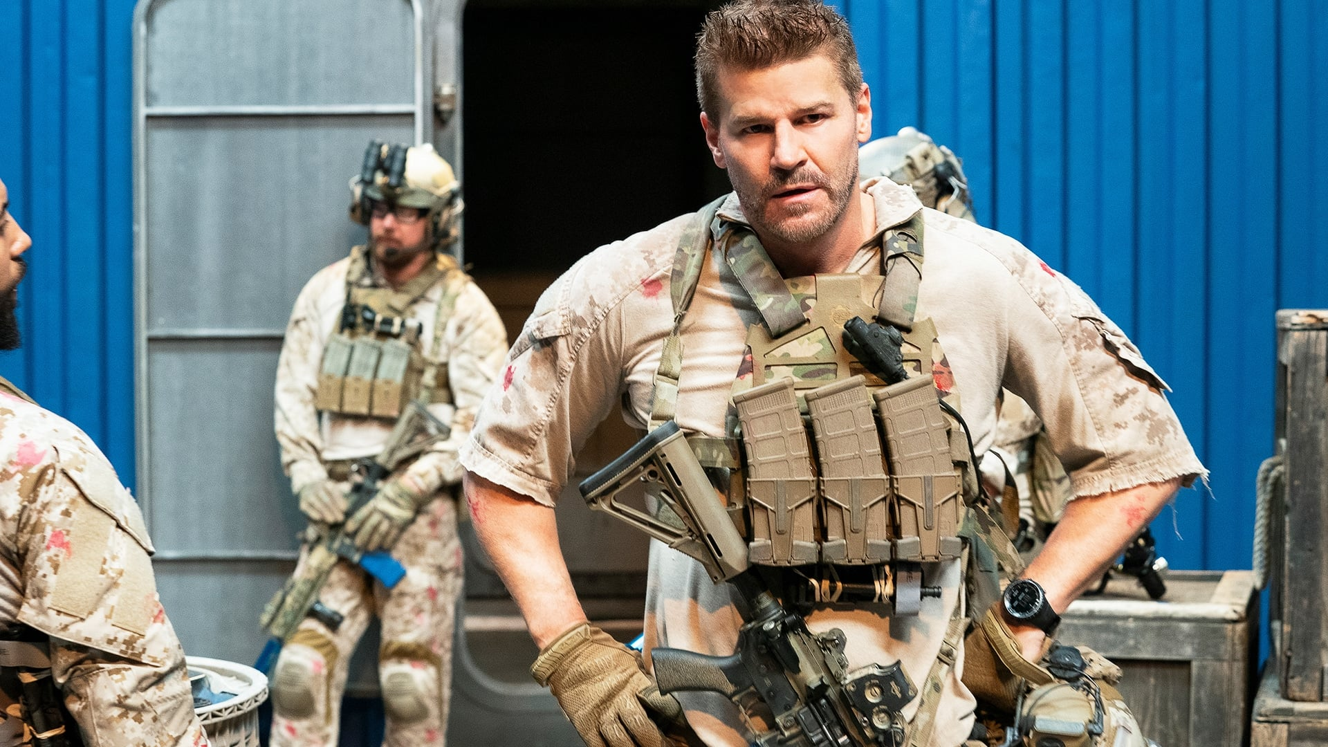 SEAL Team Season 3 :Episode 4  The Strength of the Wolf