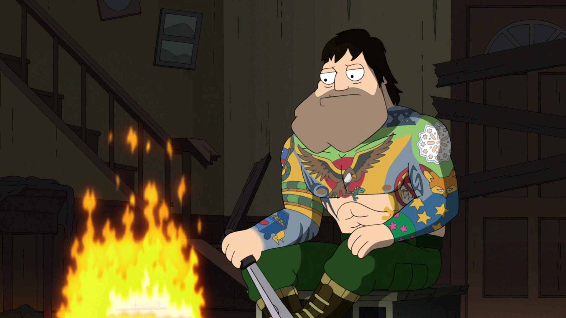 American Dad! Season 13 :Episode 10  The Two Hundred