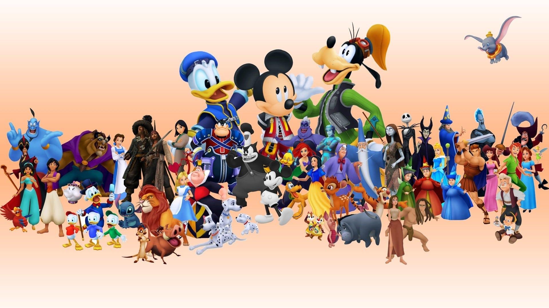 Fábulas da Disney 06 Dublado Online