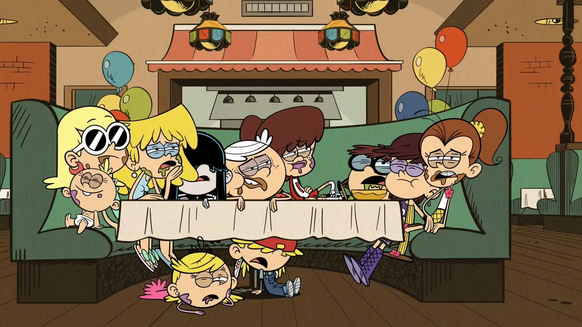 The Loud House Season 3 :Episode 44  Cooked!