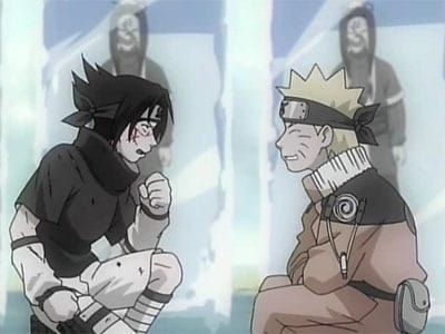 Naruto Season 1 :Episode 14  The Number One Hyperactive, Knucklehead Ninja Joins the Fight!