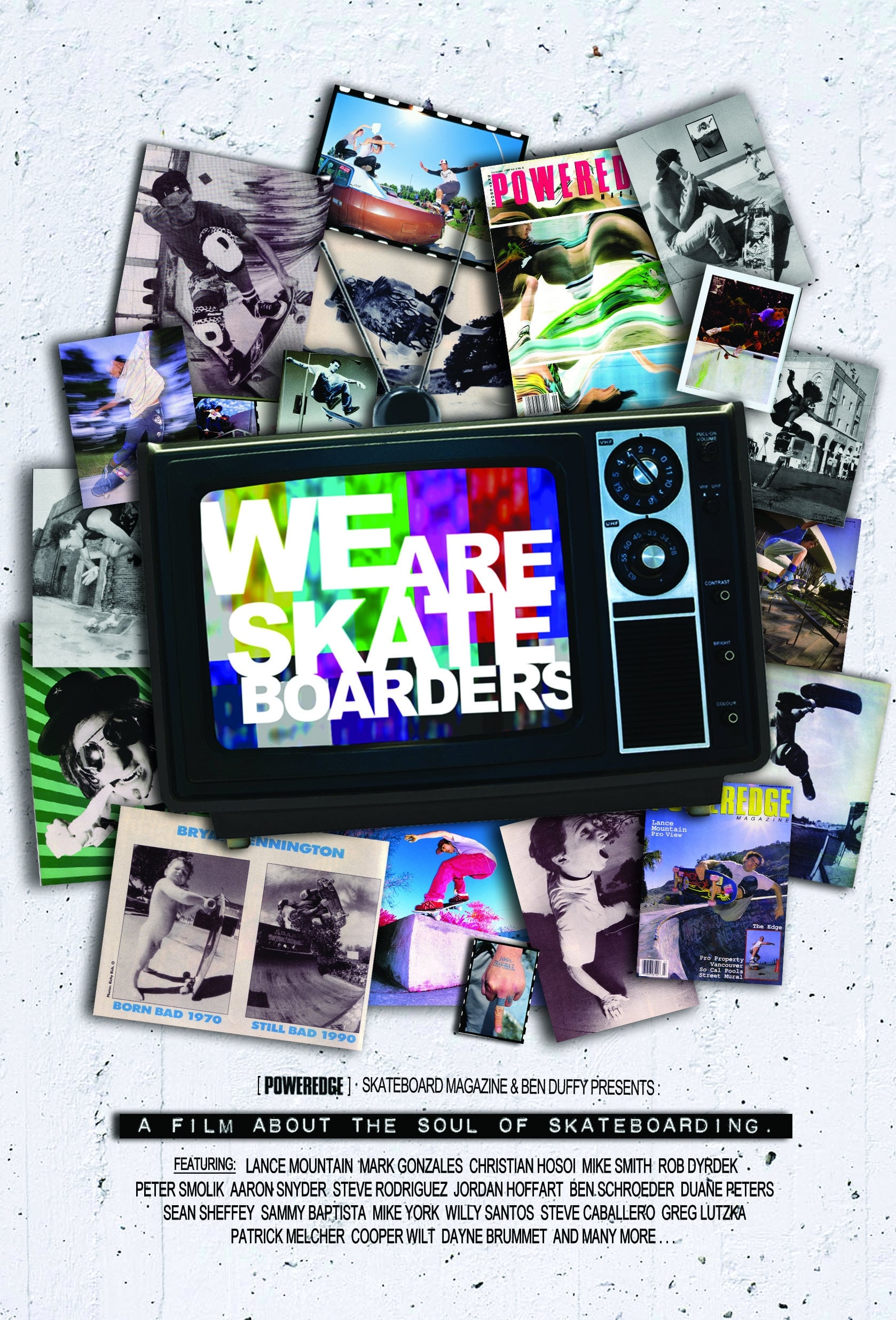 We Are Skateboarders on FREECABLE TV