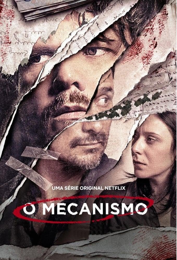 O Mecanismo 2ª Temporada poster, capa, cartaz