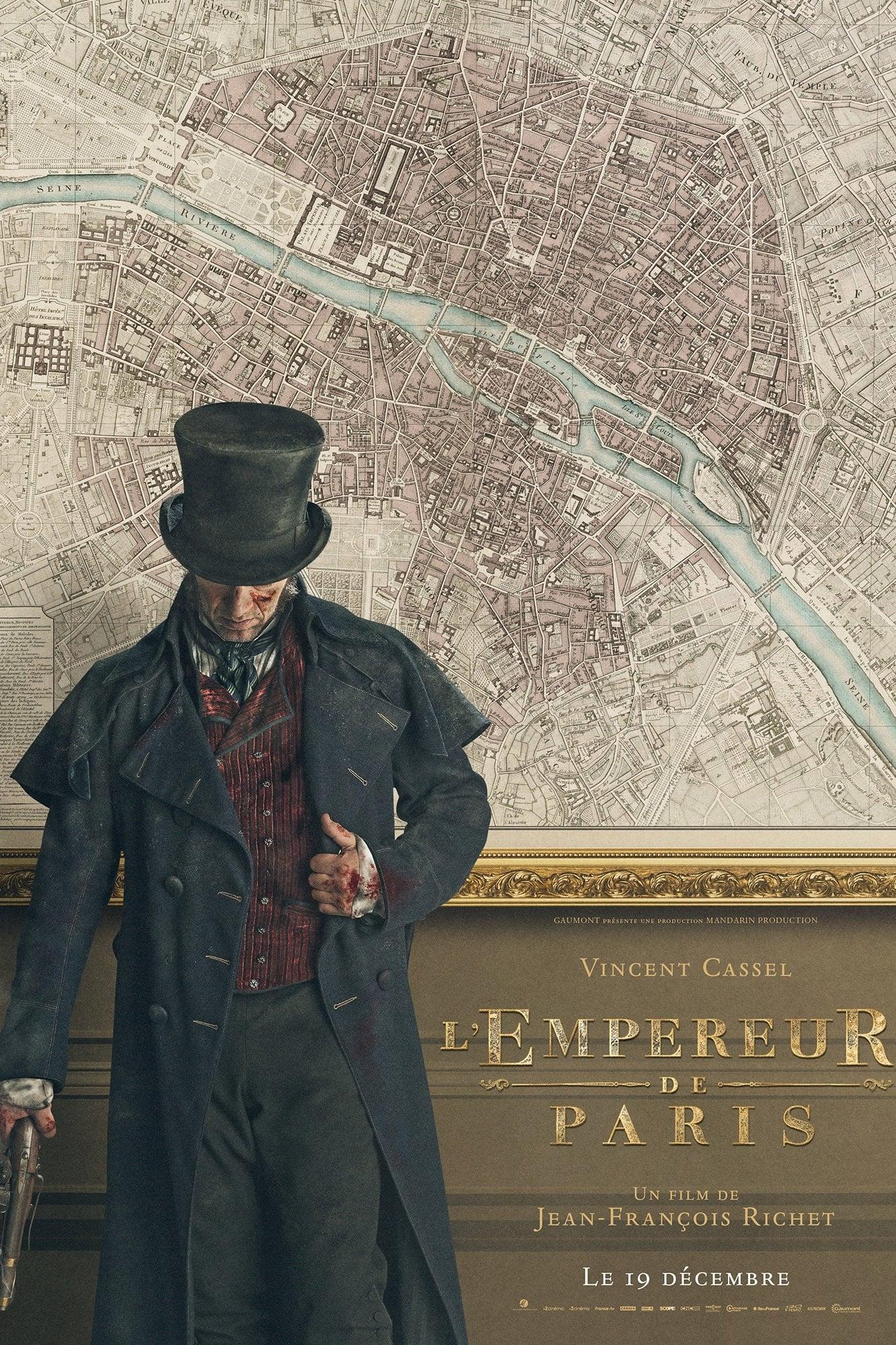 watch The Emperor of Paris 2018 online free
