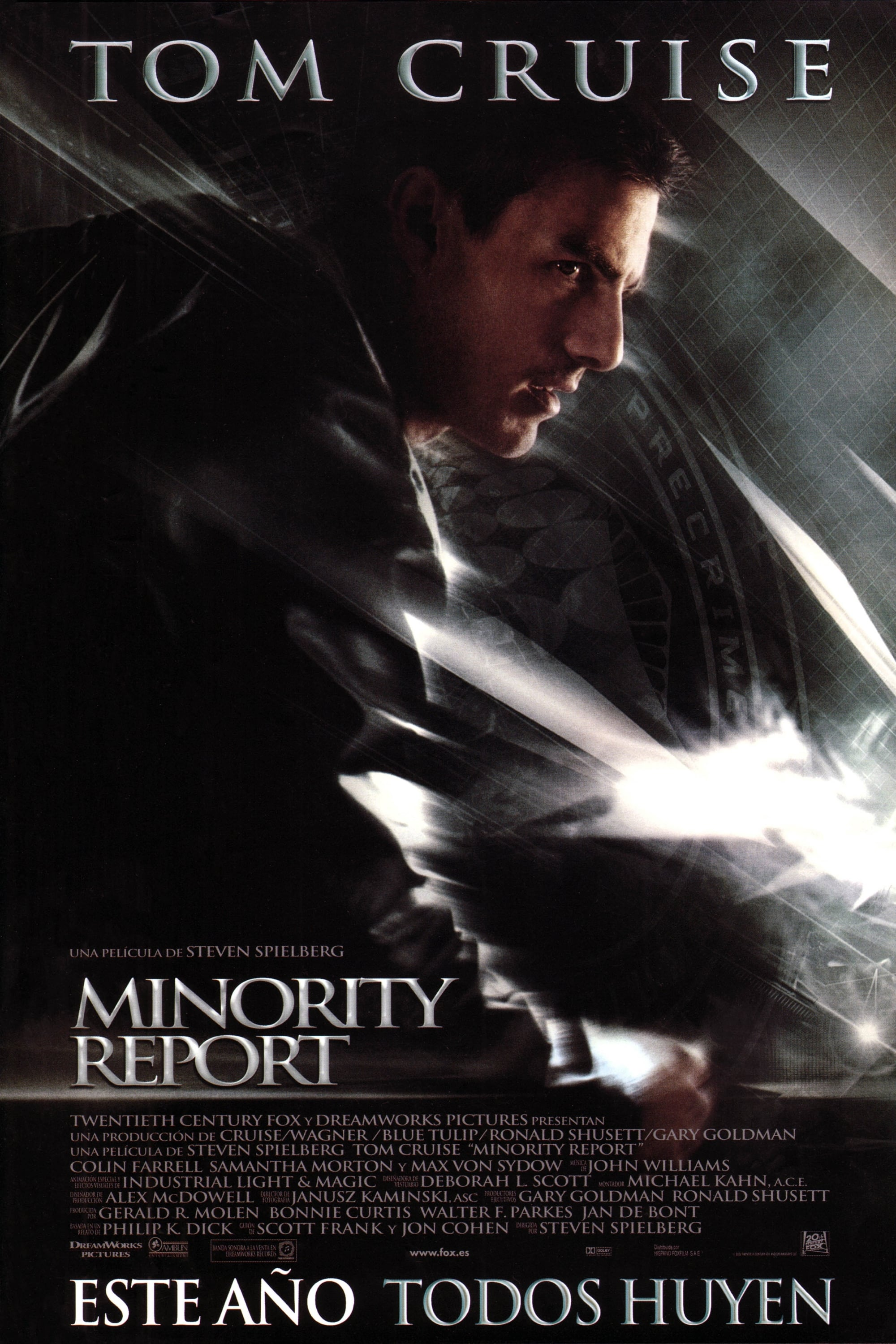Ver Minority Report Online HD Español (2002)