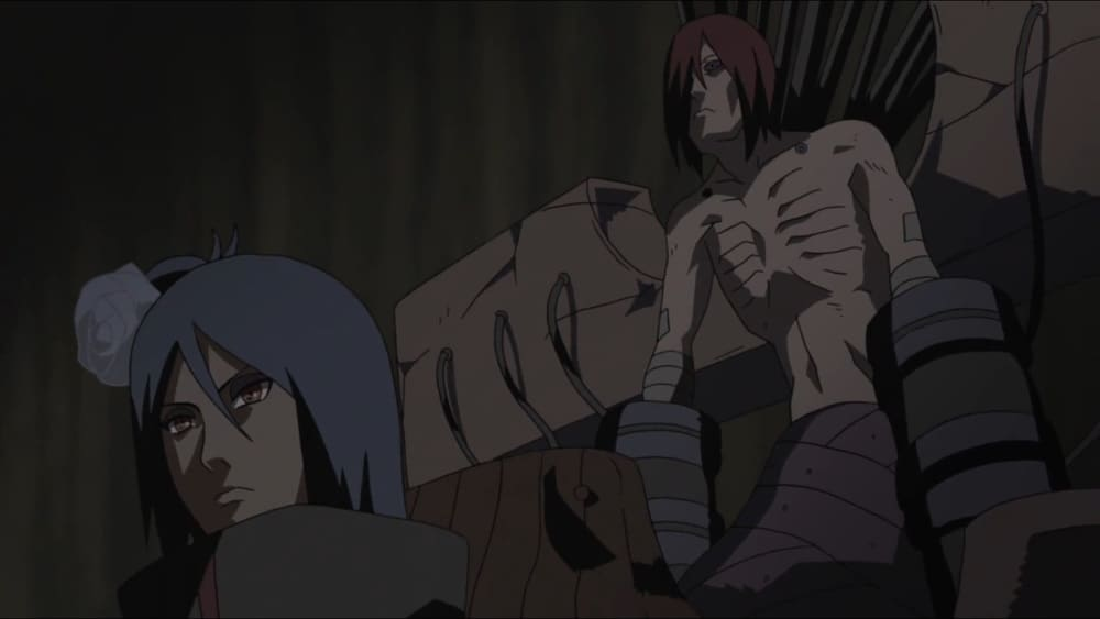 Naruto Shippūden Season 8 :Episode 169  The Two Students