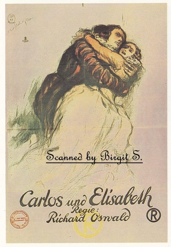 Carlos und Elisabeth (1924)