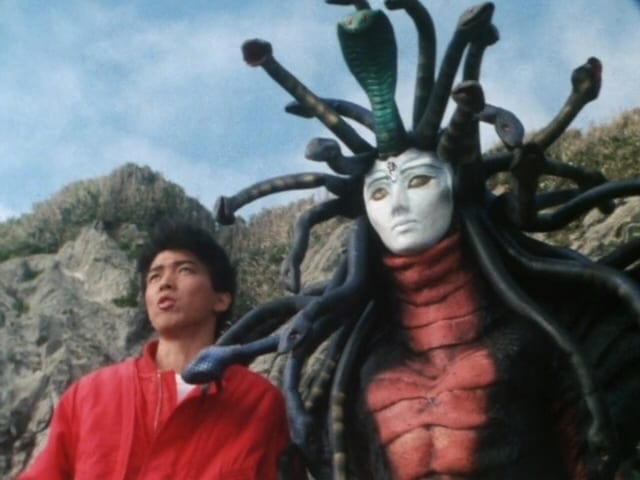 Super Sentai Season 9 :Episode 49  Sorrowful Beast Warrior Sheema