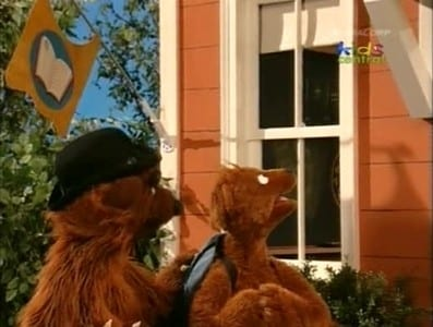 Sesame Street Season 36 :Episode 11  Baby Bear's First Day of School