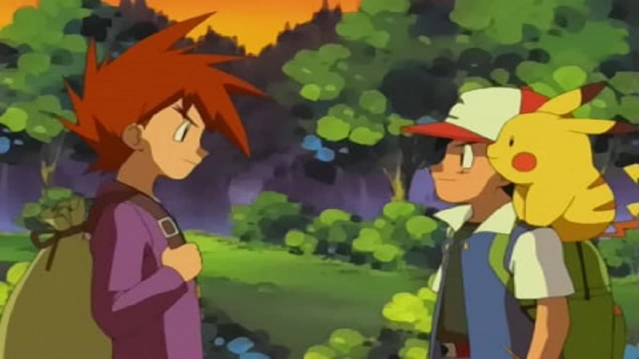 Pokémon Season 5 :Episode 63  Johto Photo Finish