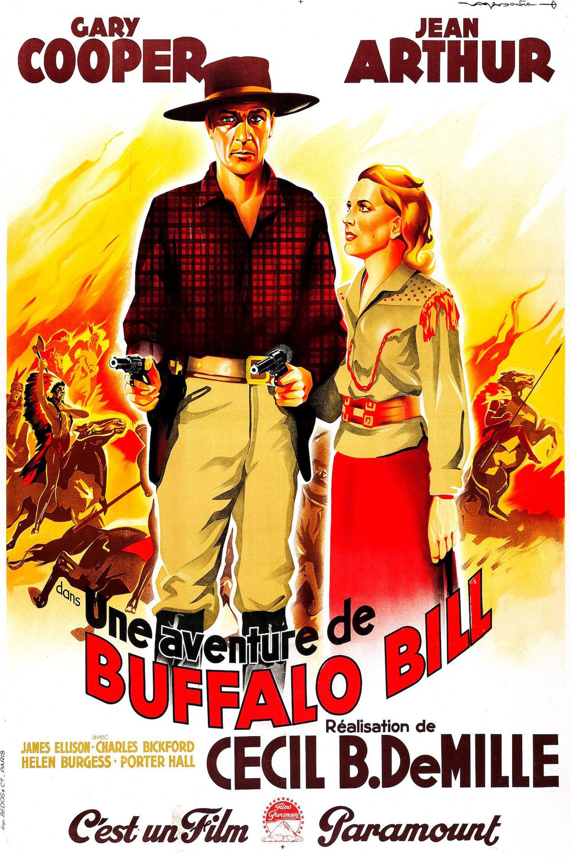 Une Aventure de Buffalo Bill streaming sur libertyvf