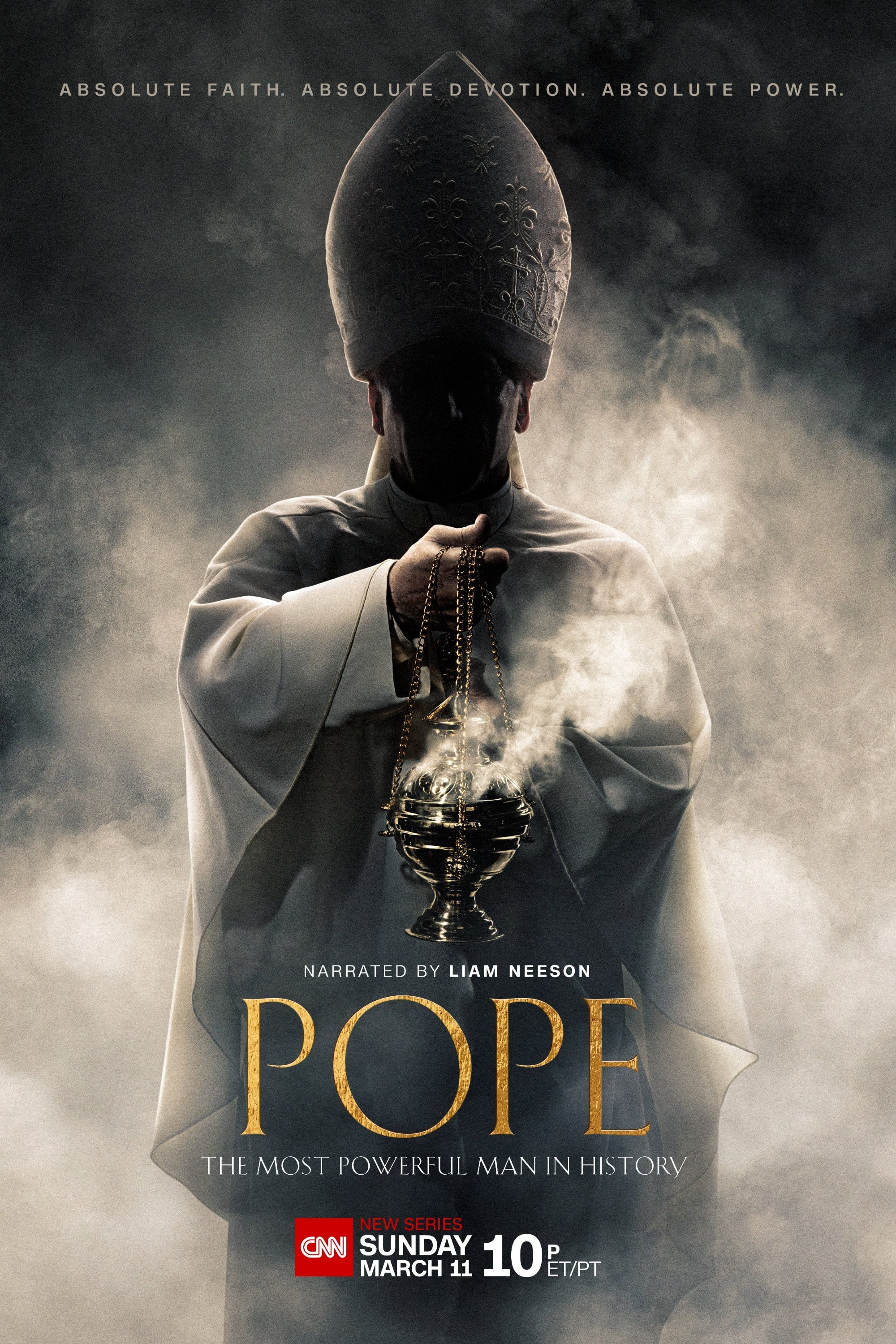 Pope: The Most Powerful Man in History (2018)
