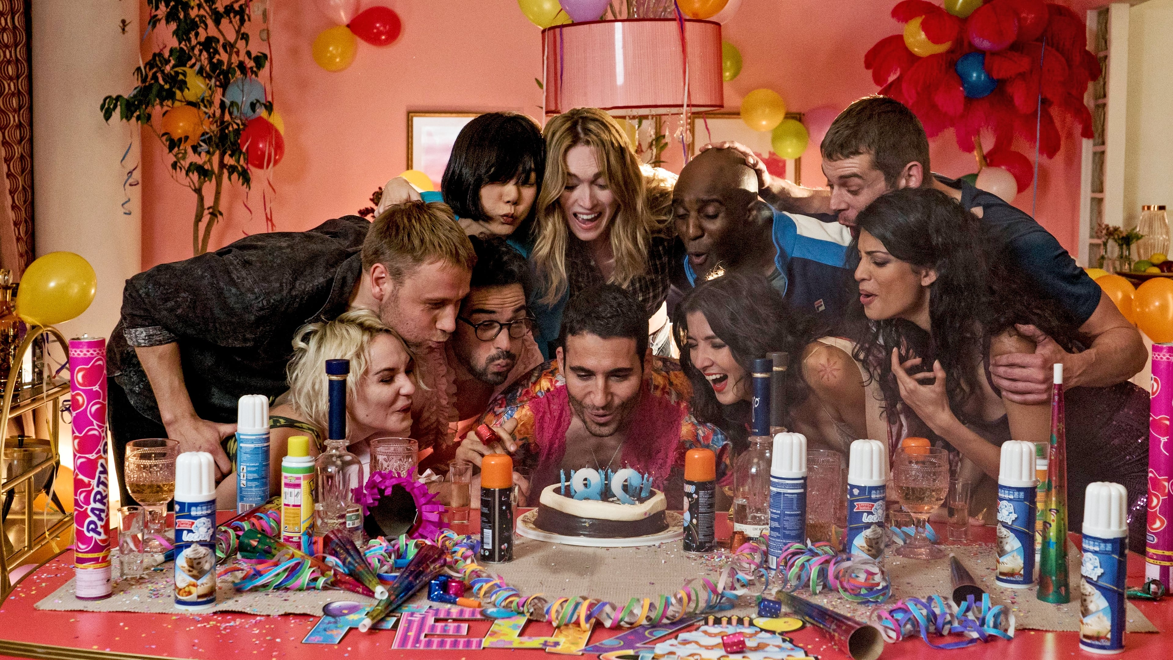 Sense8 - S2 E1 - Happy F*cking New Year