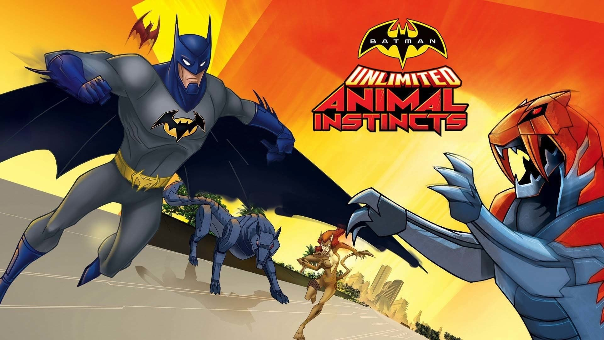Batman sin límites: Instinto animal