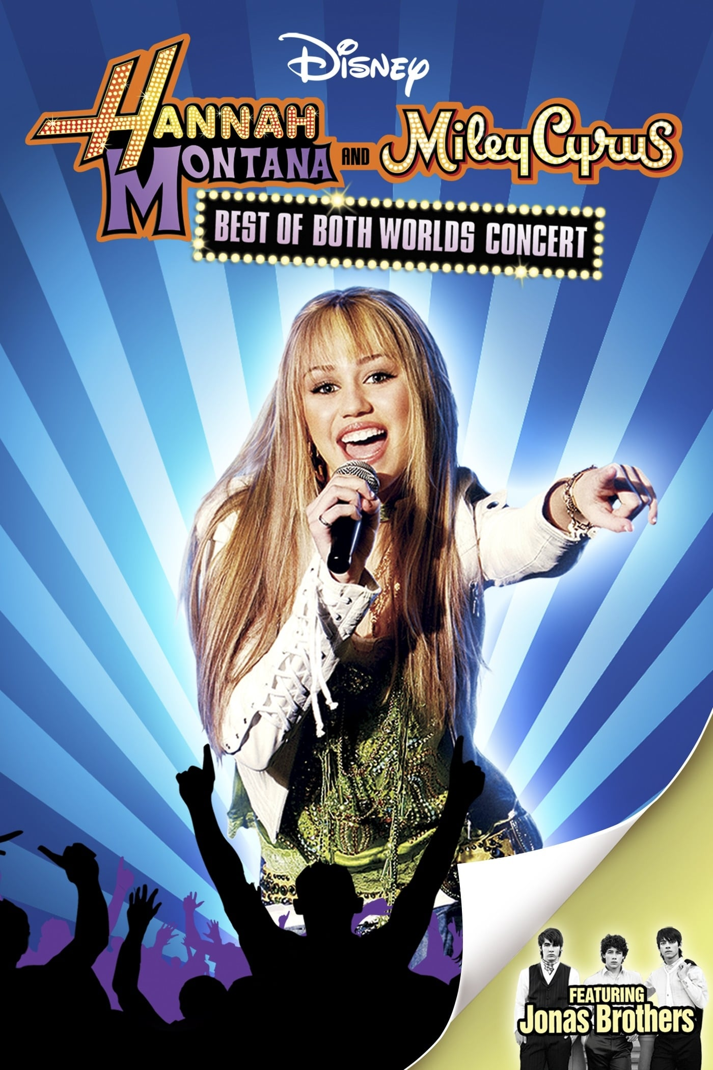 Hannah Montana  Miley Cyrus Best Of Both Worlds Concert -6902