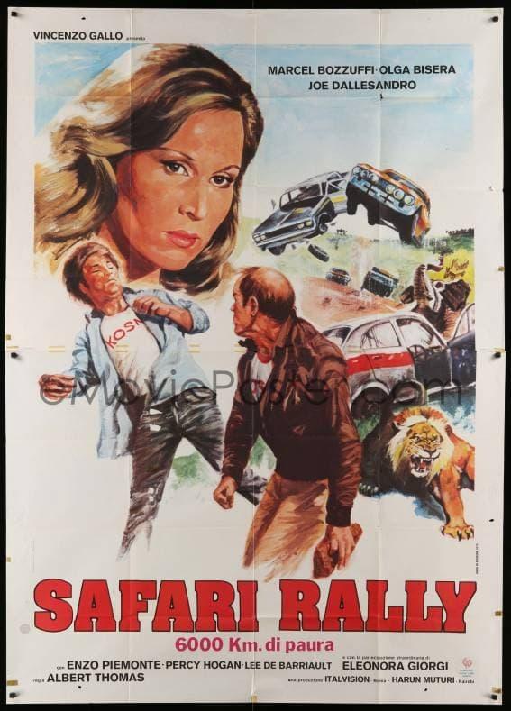 Ver Safari Rally Online HD Español (1978)