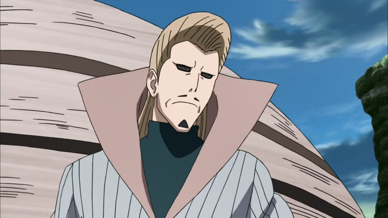 Naruto Shippūden Season 14 :Episode 300  The Mizukage, the Giant Clam, and the Mirage