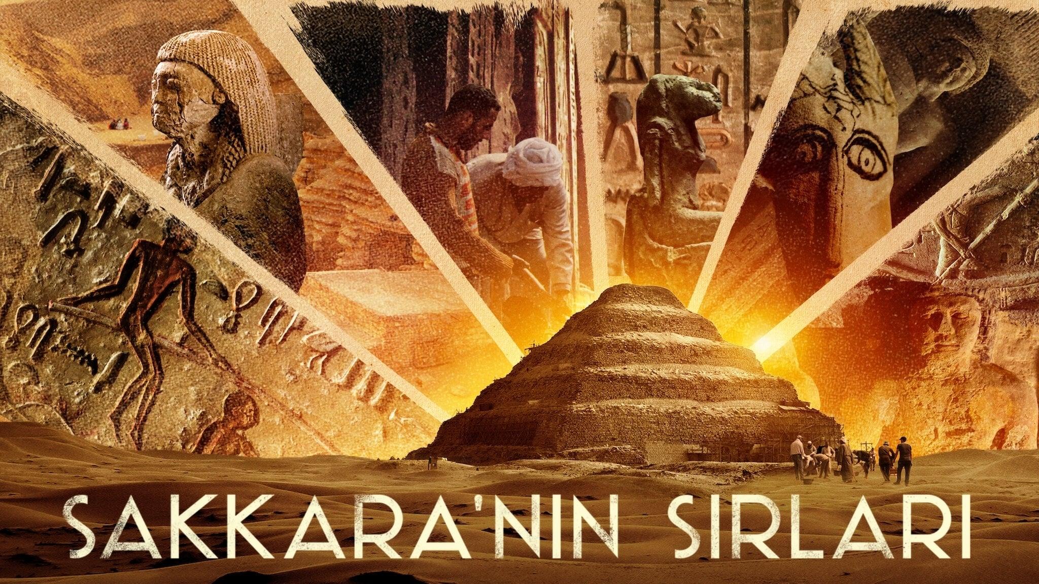 Los secretos de la tumba de Saqqara