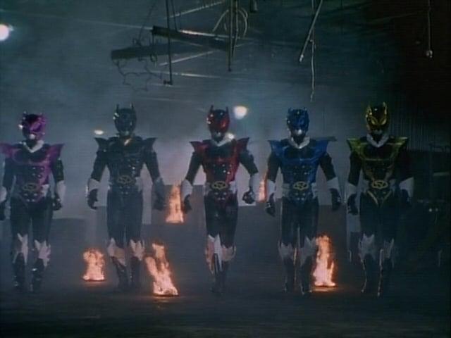 Super Sentai Season 21 :Episode 38  Shudder! Nejirejia's Evil Sentai