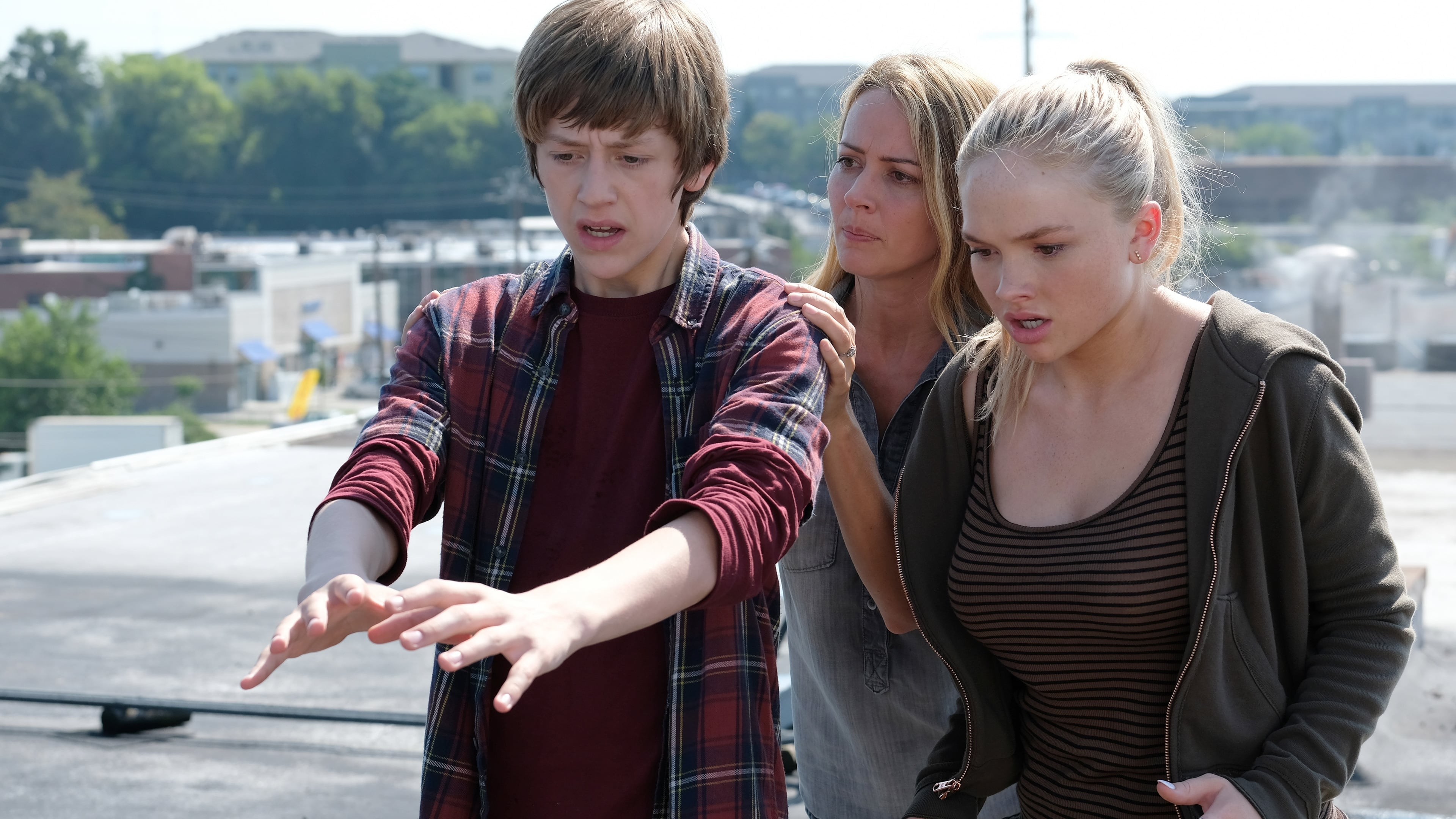 The Gifted Season 1 :Episode 4  eXit strategy