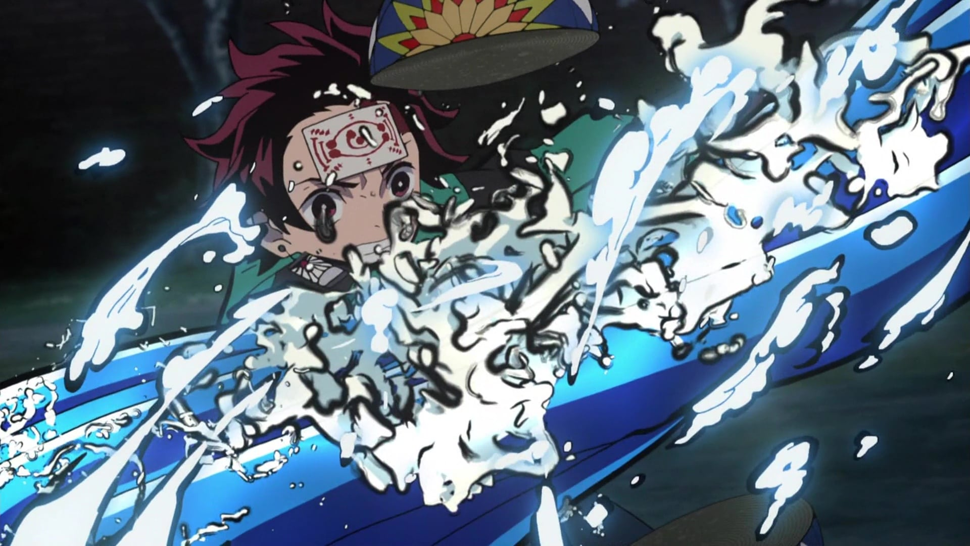 Nonton Anime Demon Slayer: Kimetsu no Yaiba: S1 - Ep. 9