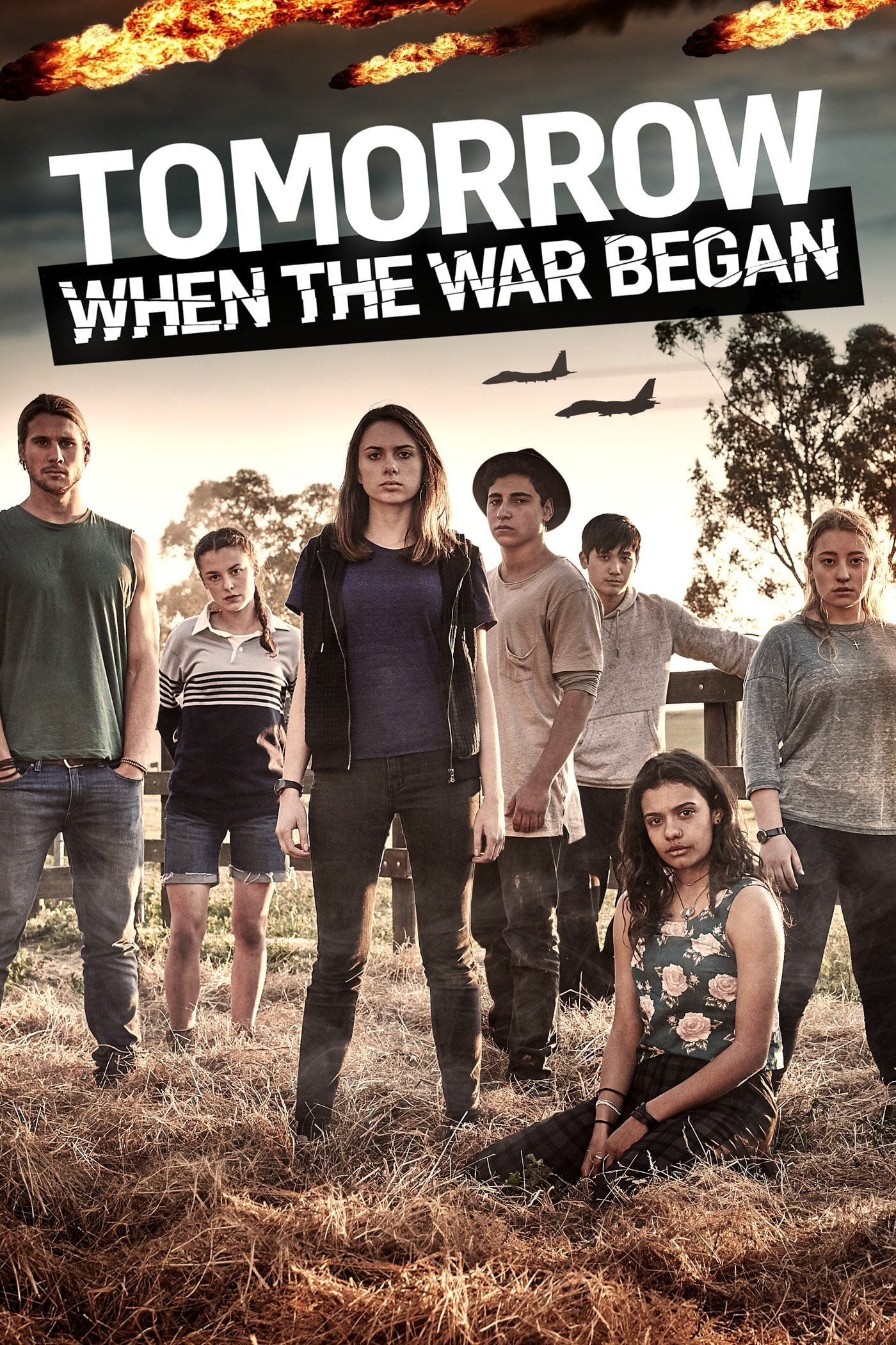 Tomorrow When the War Began TV Shows About Based On Young Adult Novel