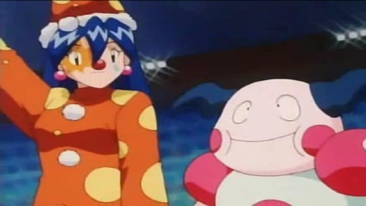 Pokémon - Season 1 Episode 64 : It's Mr. Mime Time!