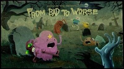 Adventure Time: Season 3 x Episode 13 - free to watch online
